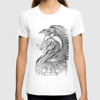 dragon T-shirts featuring Dragon. by sonigque