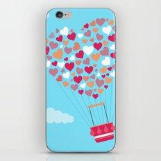Hot Balloon iPhone Skin