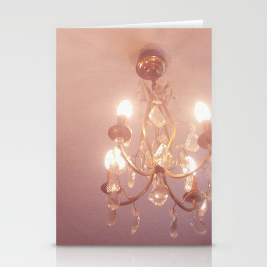 Warm Light Stationery Cards