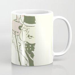 "Henri de Toulouse-Lautrec ""The Dressmaker's Little Errand Girl (Le petit trottin)"" Coffee Mug"