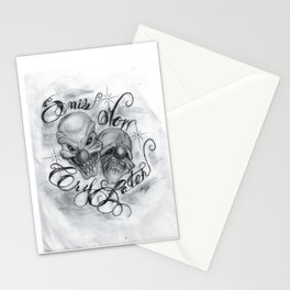 Smile Now, Cry Later Stationery Cards