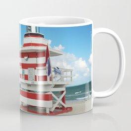 Baywatch House (Miami Beach, Florida) Coffee Mug