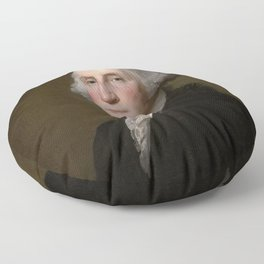 George Washington Floor Pillow
