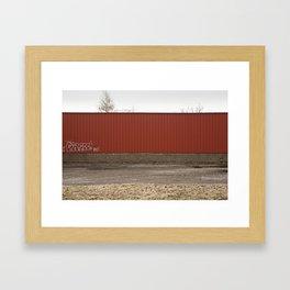 Industry Artifacts 10 Framed Art Print