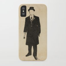 The Old One Percent  iPhone X Slim Case