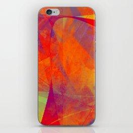 turmoil. iPhone Skin