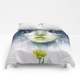 Quixotic - Alien or fairy? Comforters