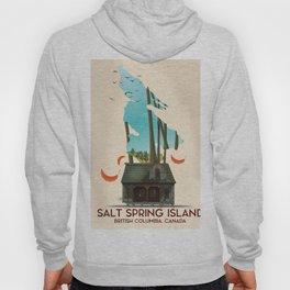 Salt Spring Island Canada Hoody