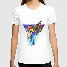 Mr.Spock aka Portia T-shirt