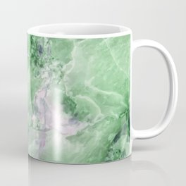 Jade Marble Coffee Mug