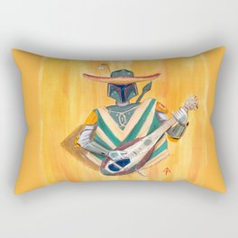 Boba Bandito Rectangular Pillow