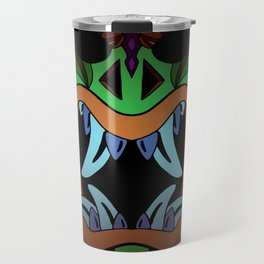 Mighty Warrior Travel Mug