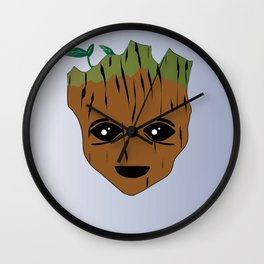 Infinity War Collection Wall Clock
