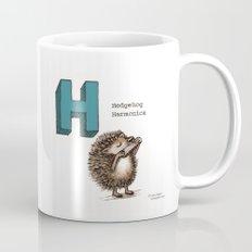 Animals & Instruments ABCs – H Coffee Mug