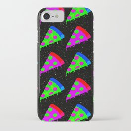 Pizza Invasion iPhone Case