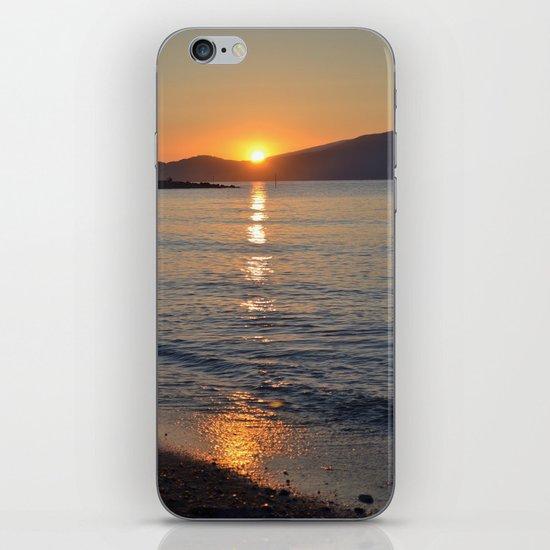 wait for tomorrow iPhone Skin