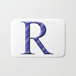 R for Ravenclaw Bath Mat