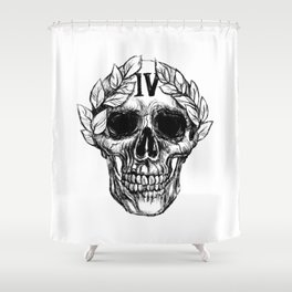 Four for Fidelity. Gideon the Ninth Shower Curtain
