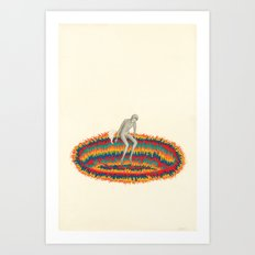 Come On, Look Lively Art Print