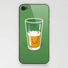Pessimistic Optimist iPhone & iPod Skin