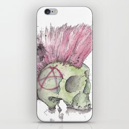 Anarchy  iPhone Skin