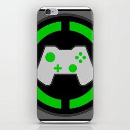 Xbox Gamer iPhone Skin