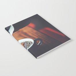 Dreams In My Coffee Notebook