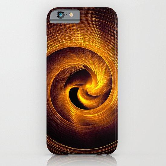 Golden Spiral - new version iPhone & iPod Case