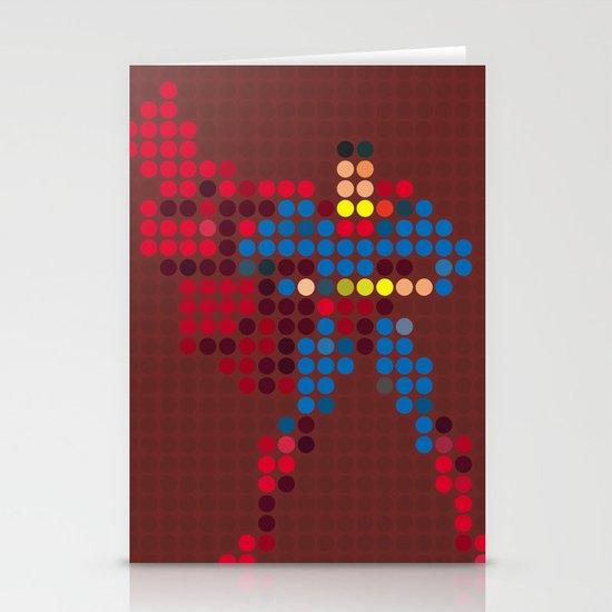 Mr Super Stationery Cards