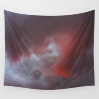 passion Wall Tapestries featuring Passion by MG-Studio
