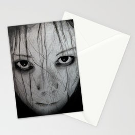 Kayako - The Grudge Stationery Cards