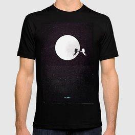 Moon alternative movie poster T-shirt