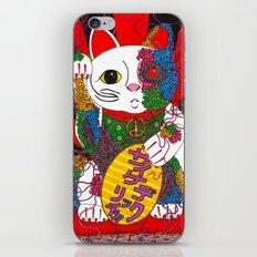 Psychedelic Senman iPhone & iPod Skin