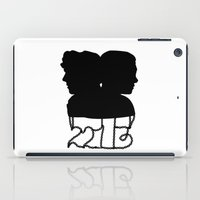 221b iPad Cases featuring 221B by Jessica May