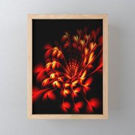 Feuerblume Framed Mini Art Print