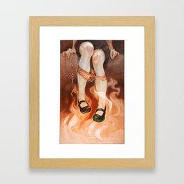 Stygiophilia by Wylie Beckert Framed Art Print