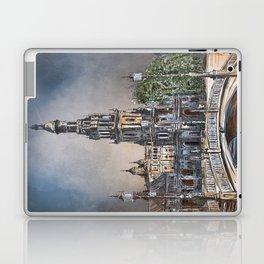 Plaza de Espana in Seville Laptop & iPad Skin