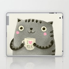 I♥milk Laptop & iPad Skin