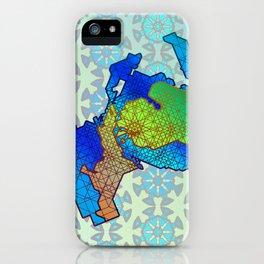 Michigan iPhone Case