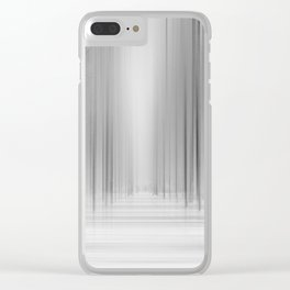 Winter 12 Clear iPhone Case