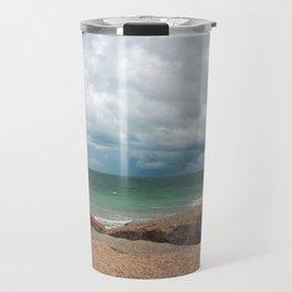 Seaside Rocks Travel Mug