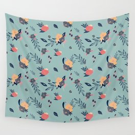 Floral Pattern 111-24CW5 Wall Tapestry