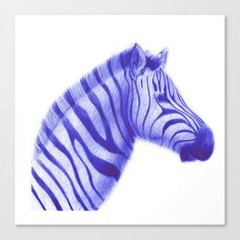Animal N.3 Canvas Print