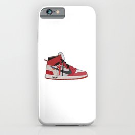 Jordan 1 - OFFWHITE iPhone Case
