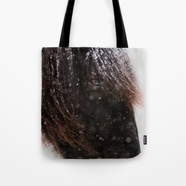 Winter brings snow Tote Bag