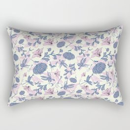 Chinese garden Rectangular Pillow
