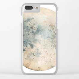 Moonglow Clear iPhone Case