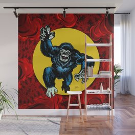 The Rare and Elusive Kirbeast is coming to Dinner Wall Mural