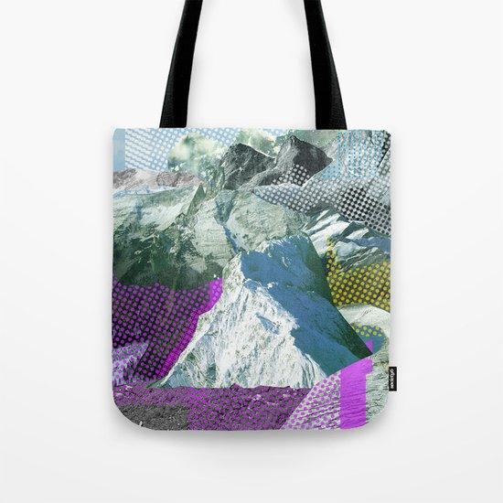 Experiment am Berg 17 Tote Bag