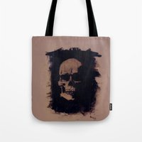 anatomy Tote Bags featuring Anatomy by Notwhatnot